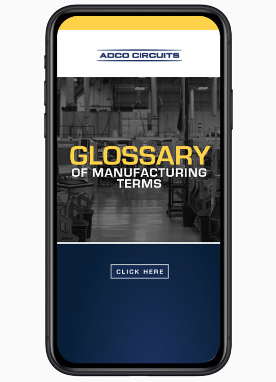 ADCO circuits glossary of terms